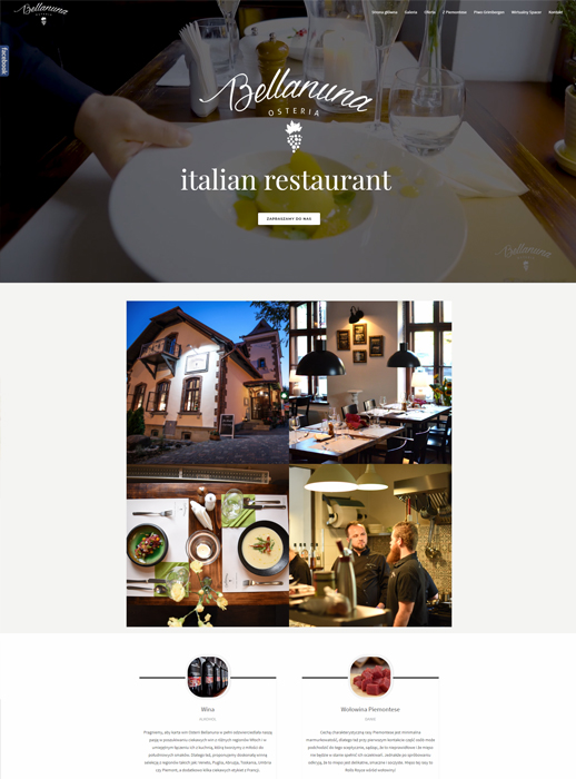 Restauracja Bellanuna